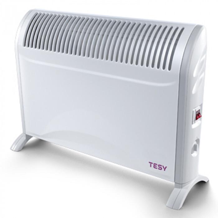 Свободностоящ конвектор Теси CN 214 ZF 800/1200/2000W
