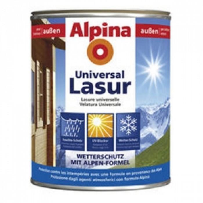 Лазурен лак за дърво универсал - орех 0.750 л / Ap universal lasur nussbaum 750 ml
