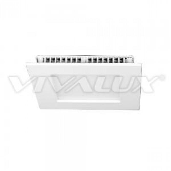 Led панел grid led 6w cl 4500k  /комплект с led захранване/