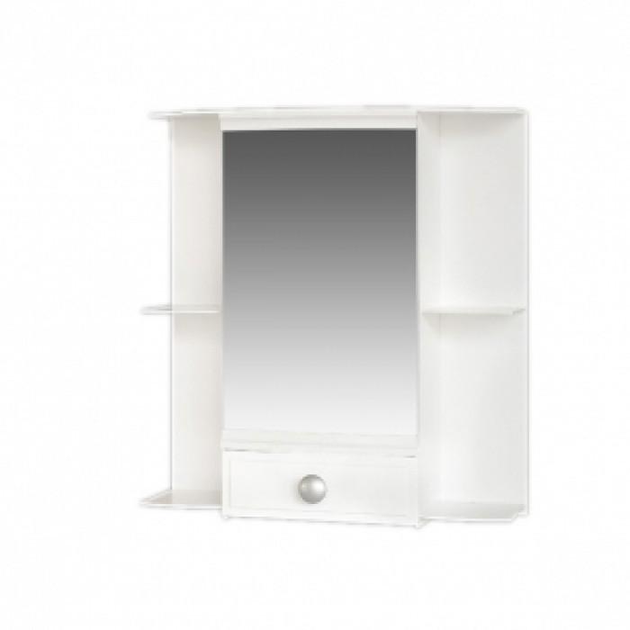 Шкаф за баня с огледало №4 малък