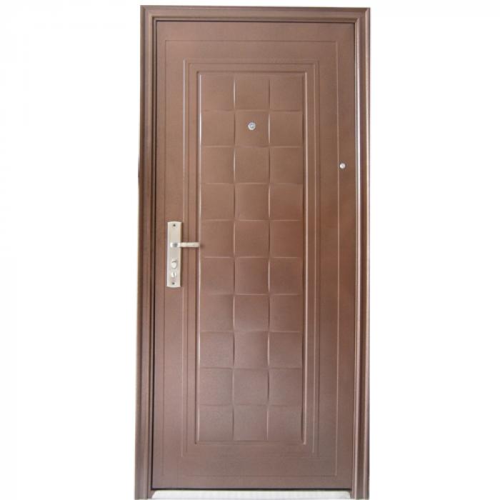 Метална входна врата - лява
