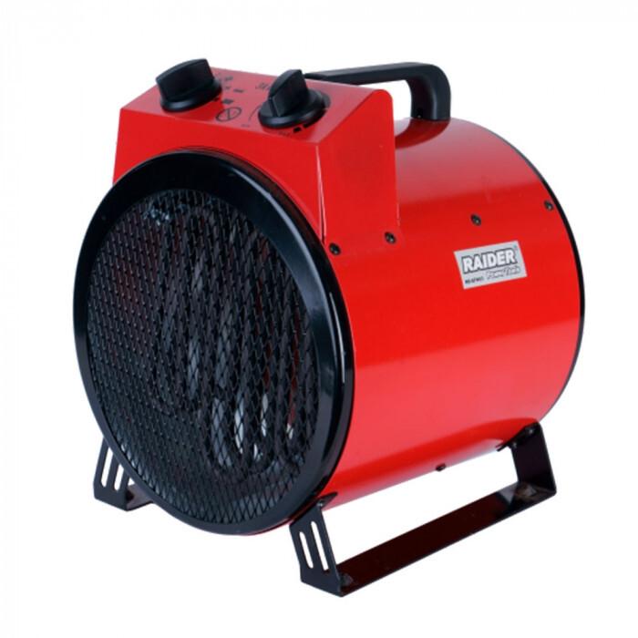 Електрически калорифер Raider RD-EFH03 / 3000W 25.4х25х31.5cm