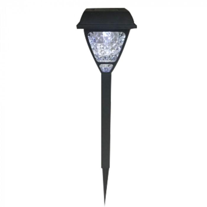 Соларна LED лампа за градина PVC SP-6077