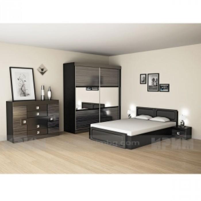 Спалня Артемида 2 в 1 с легло без матрак