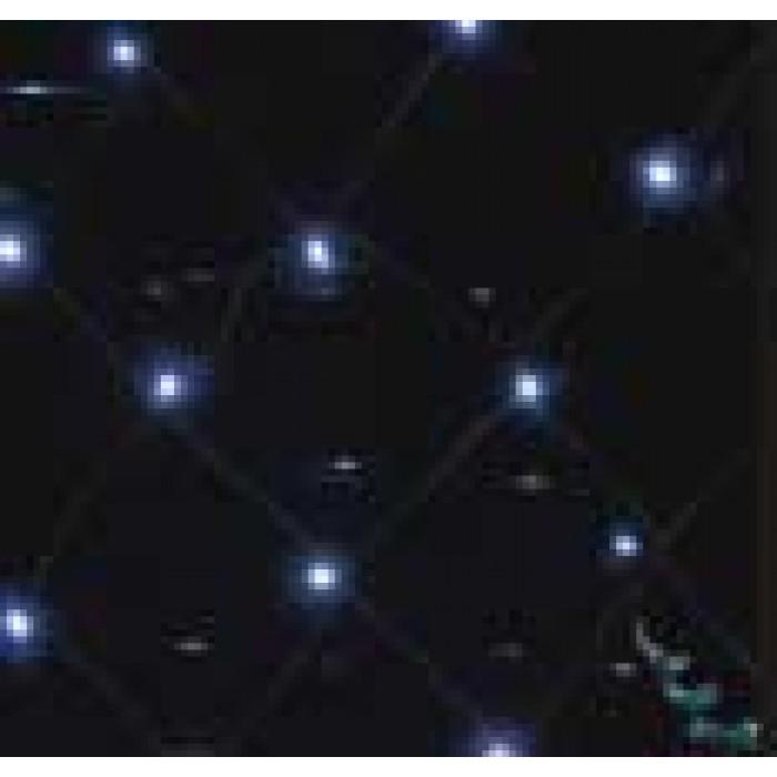 LED соларна мрежа SSL-50N-1 / 50 лампички