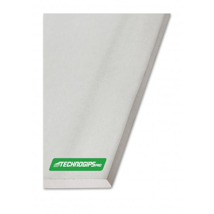 Стандартни гипсокартонени плоскости Техногипс Про тип А мини 600х2000х12,5mm