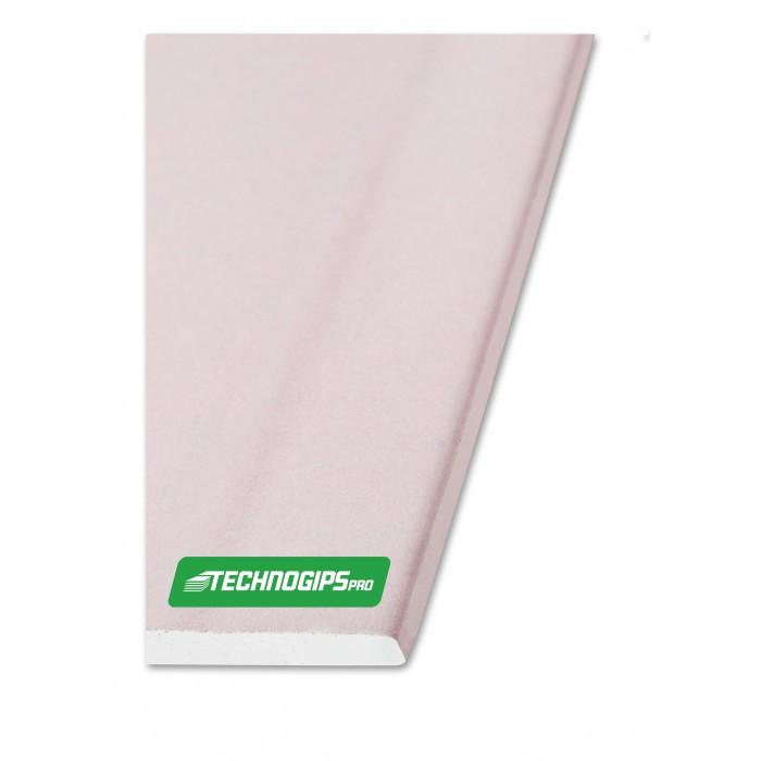 Огнеустойчиви гипсокартонени плоскости Техногипс Про тип F 1200х2000х12,5мм