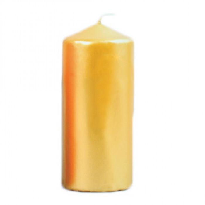 Златна свещ 50x10мм
